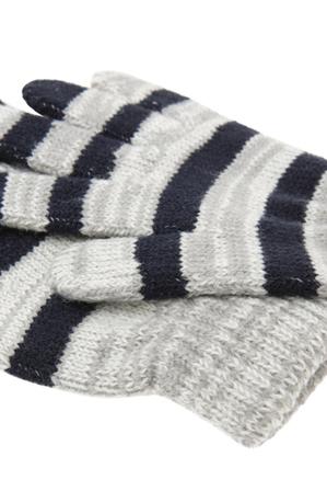 Milkshake - Boys Striped Gloves