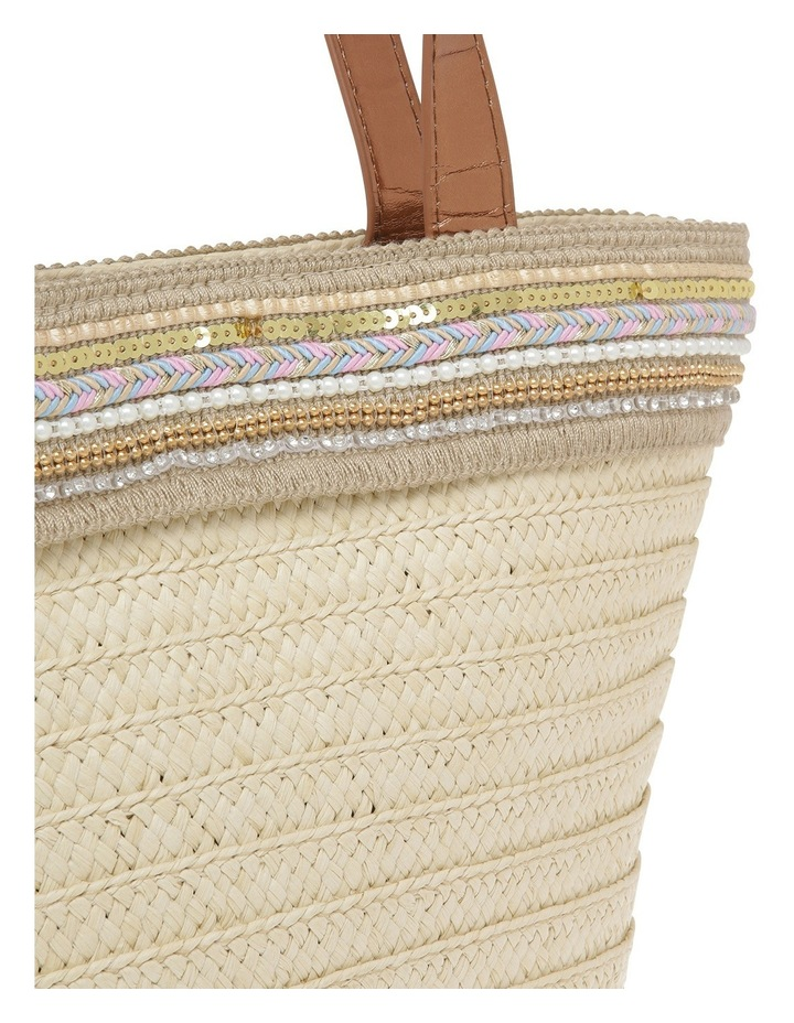 Paper Bag with Metallic Braid image 3