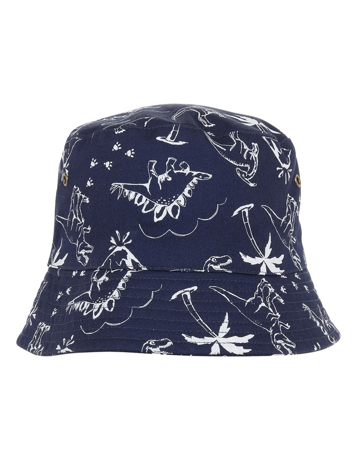 Boys Dinosaur Bucket Hat image 1