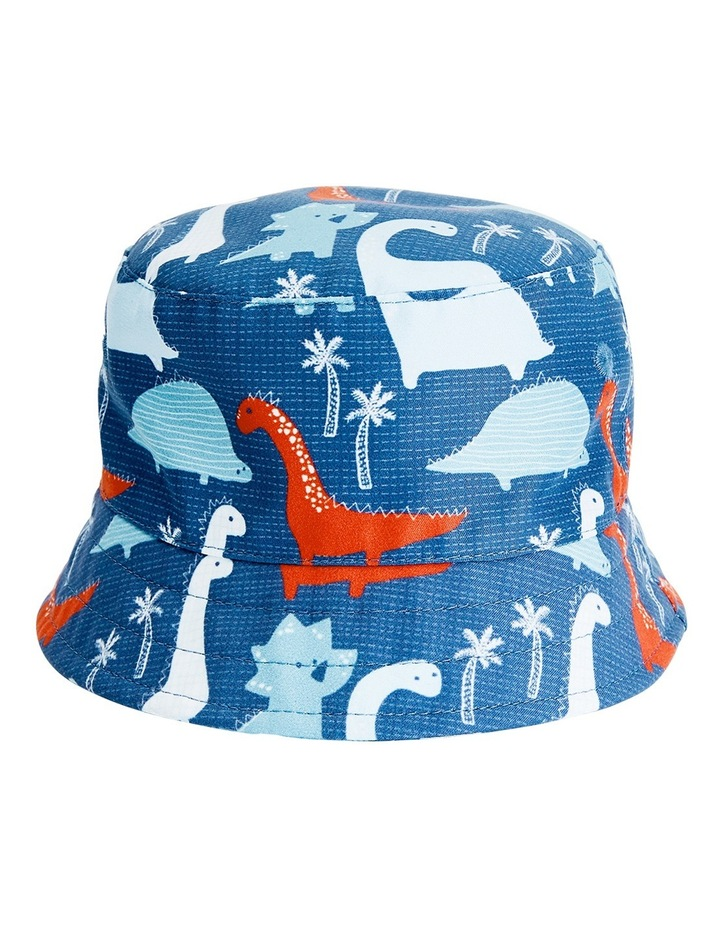 Sprout Boys Dinosaur Bucket Hat image 1