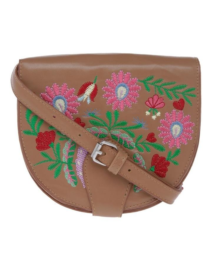 Embroidered Saddle Bag image 1