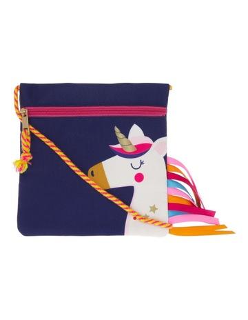 7f6edaf6256 Milkshake Girls Unicorn Ribbon Bag