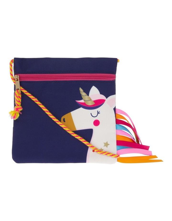 Girls Unicorn Ribbon Bag image 1
