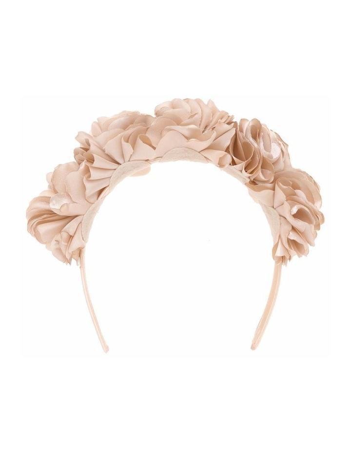 Fabric Flower Headband image 1