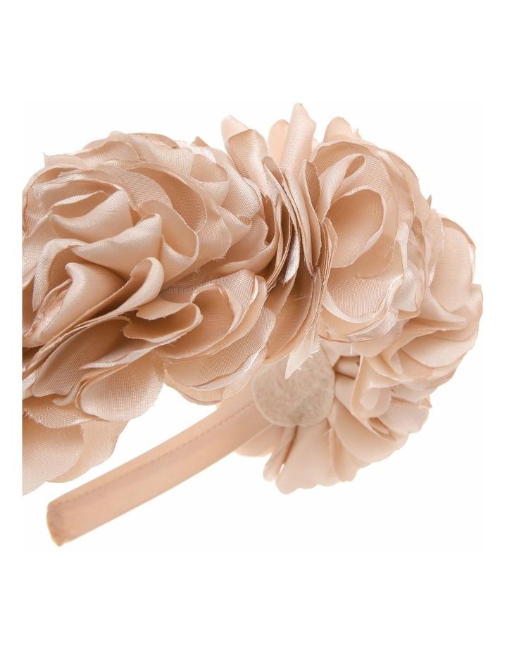 Fabric Flower Headband image 3