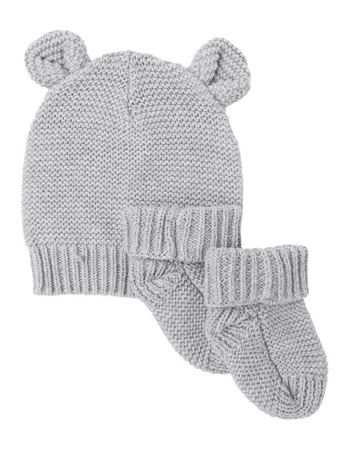 Beanie and Booties Set image 1