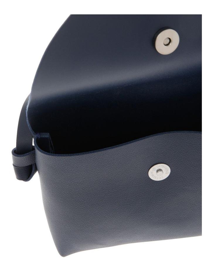 Shoulder Bag with Pom Pom image 3