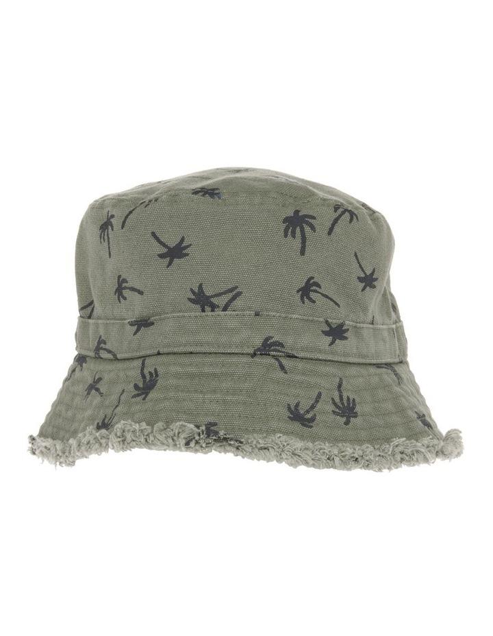 Palm Tree Print Bucket Hat image 1
