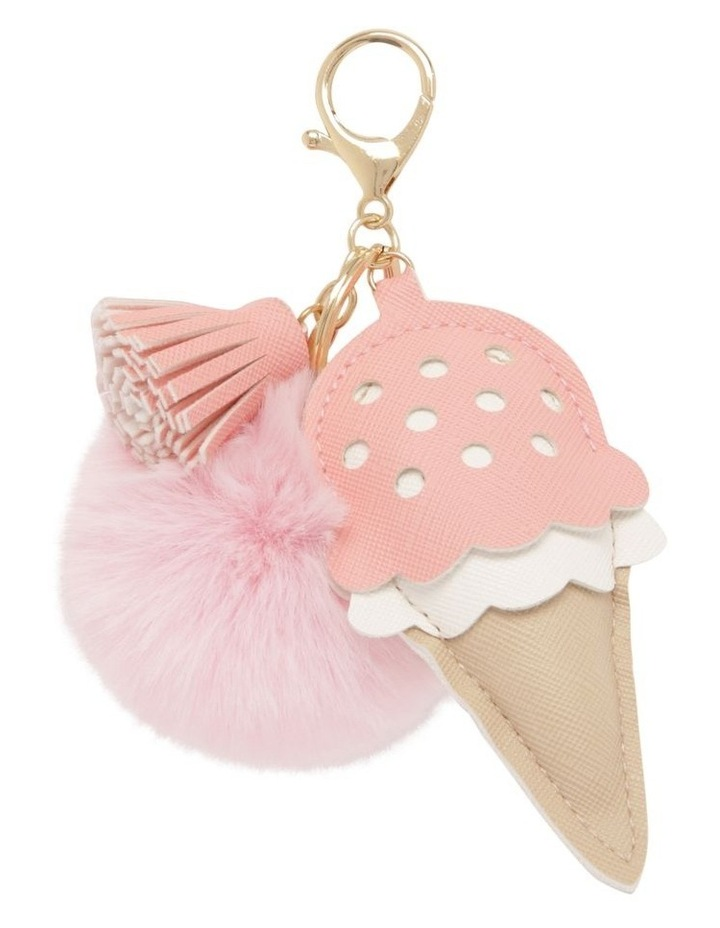 Ice Cream Keyring image 1