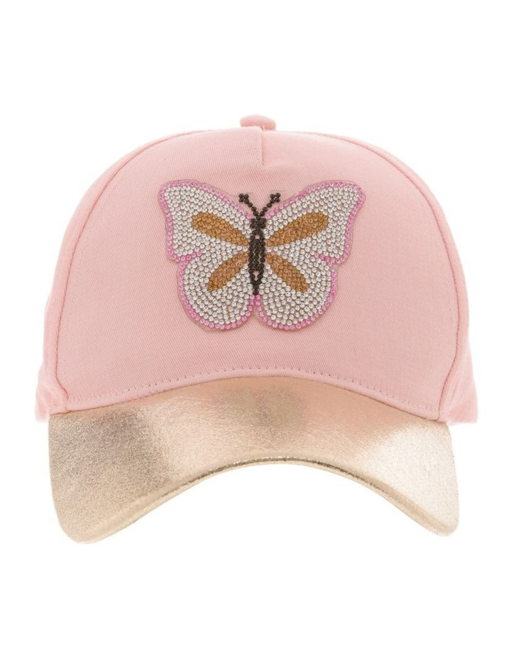 Butterfly Metallic Cap image 1