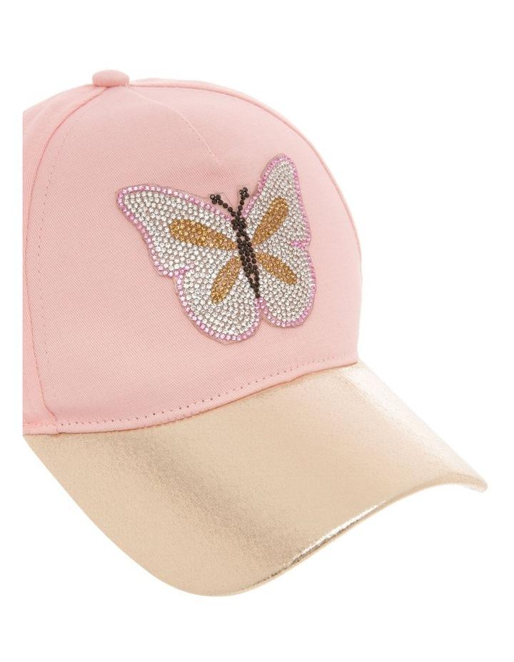 Butterfly Metallic Cap image 4