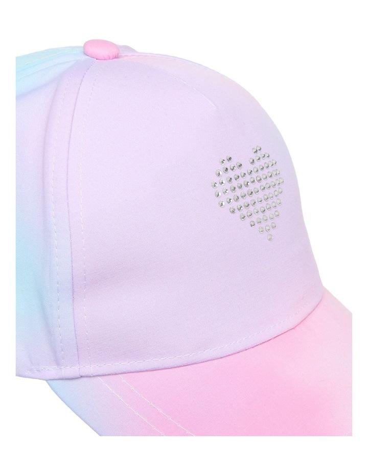 Heart Tie-Dye Cap image 4