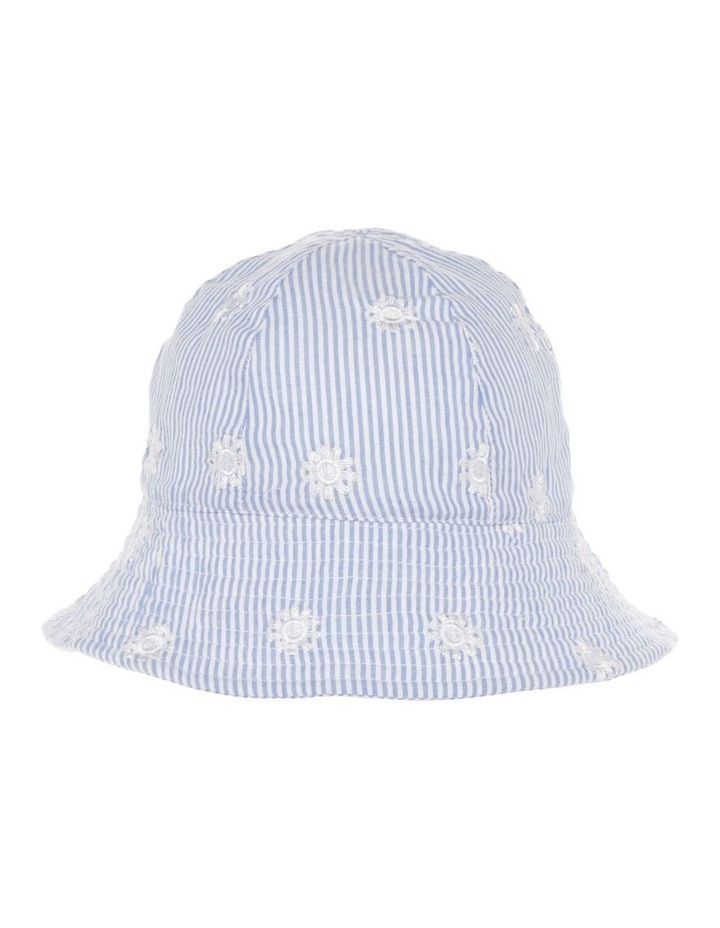 Daisy Embroidered Hat image 1