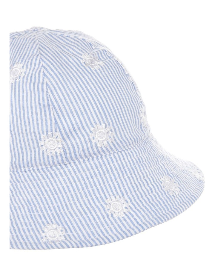 Daisy Embroidered Hat image 2