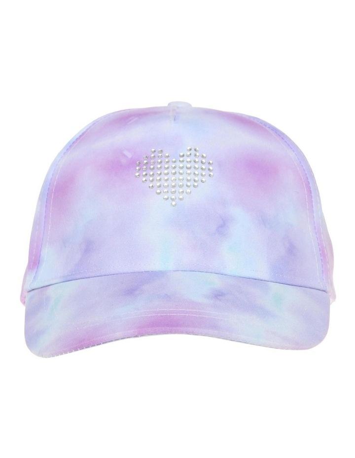 Rainbow Tie-Dye Cap image 1