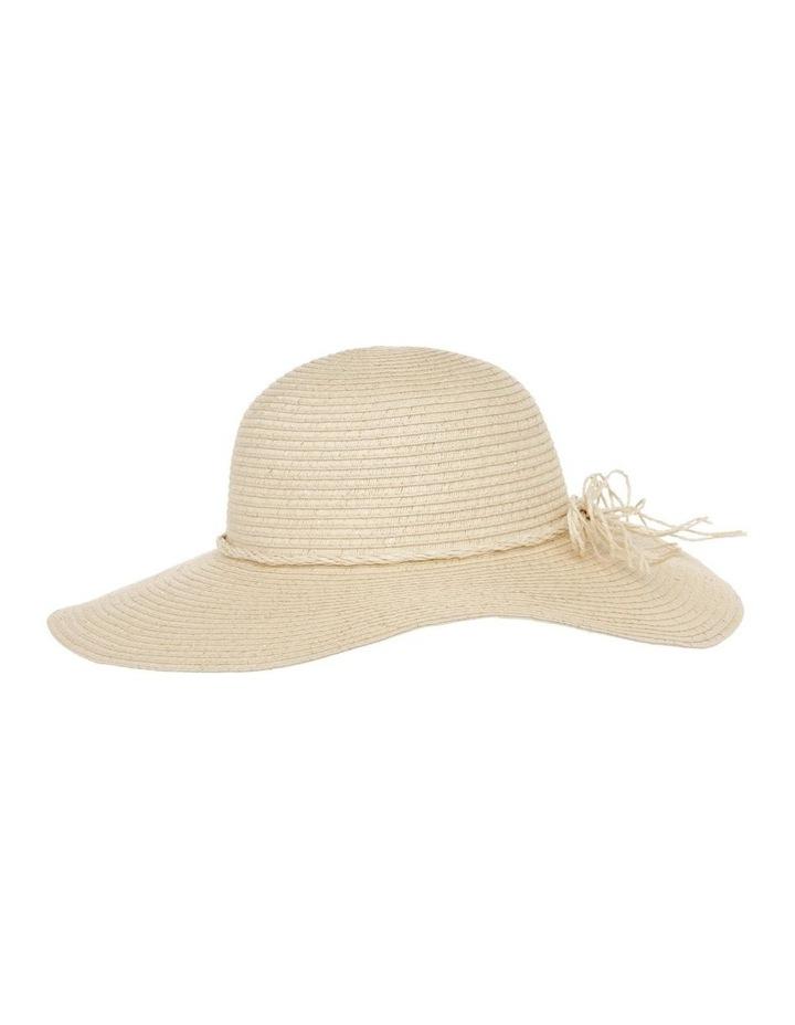 Wide Brim Straw Hat image 2