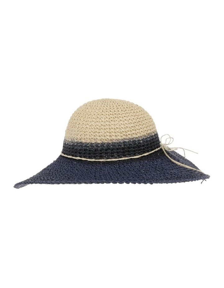 Ombre Straw Hat image 2