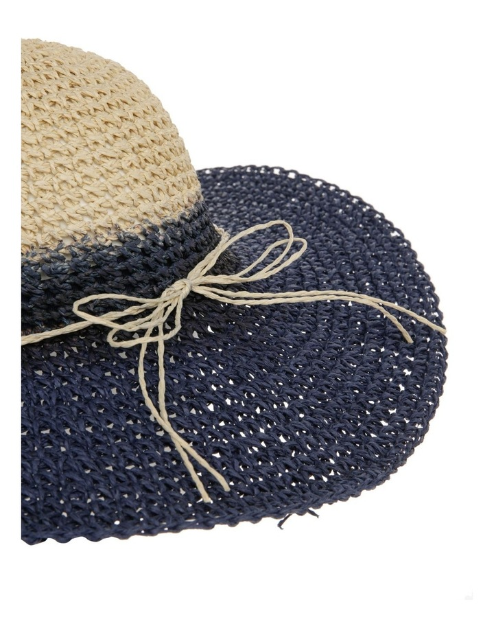 Ombre Straw Hat image 3