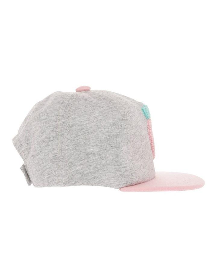 Strawberry Boucle Hat image 2