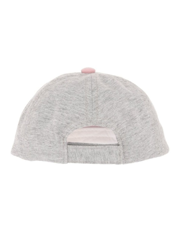 Strawberry Boucle Hat image 3