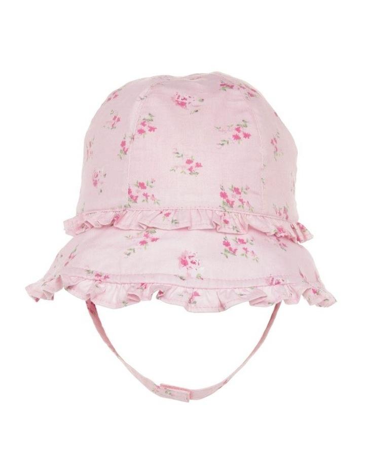 Daisy Print Bucket Hat image 1