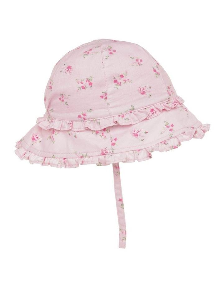 Daisy Print Bucket Hat image 2