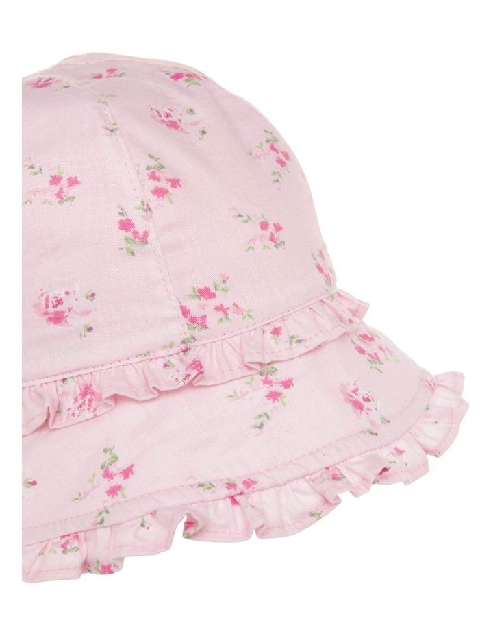 Daisy Print Bucket Hat image 3