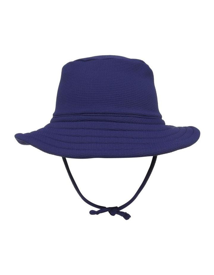 Seersucker Swim Hat image 1