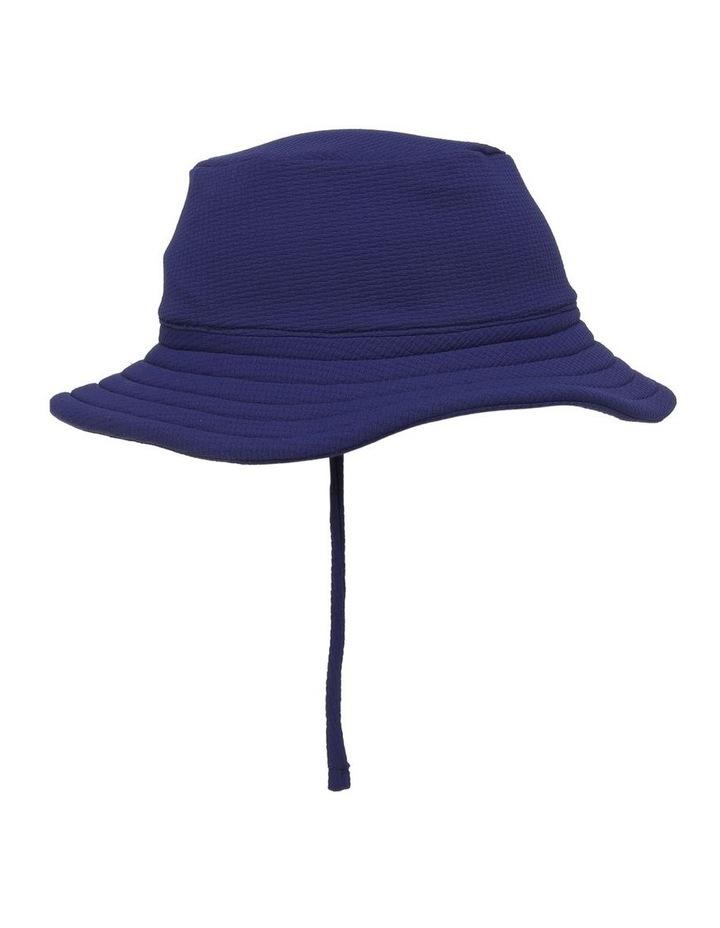 Seersucker Swim Hat image 2