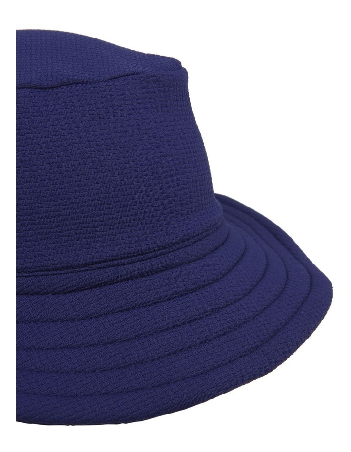 Seersucker Swim Hat image 3