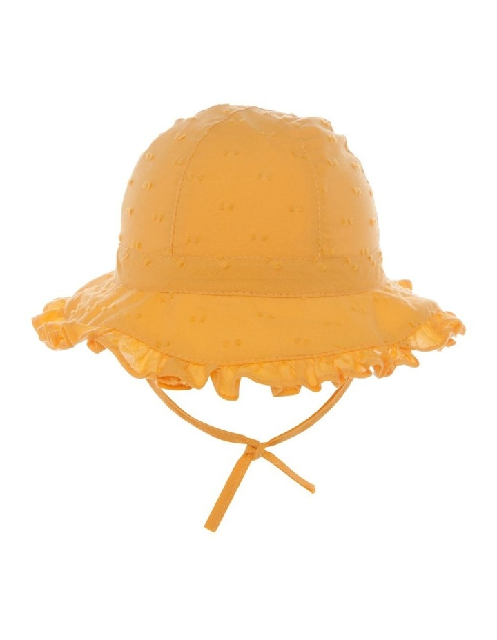 Hail Spot Soft Hat in Mustard image 1