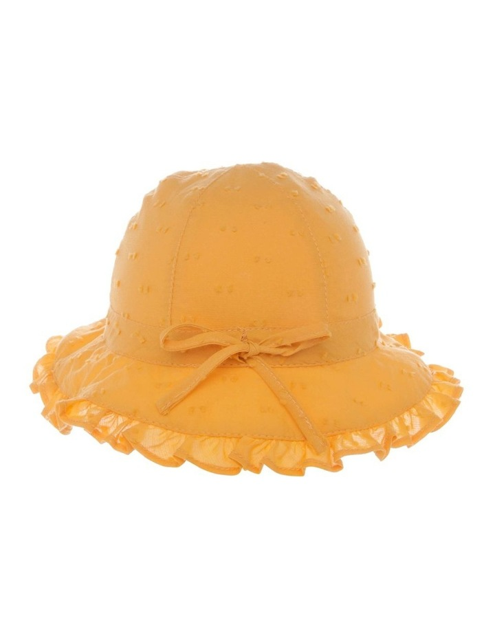 Hail Spot Soft Hat in Mustard image 3