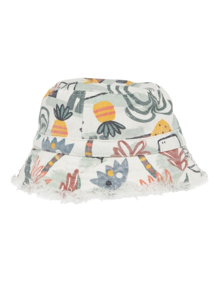 Jungle Print Canvas Bucket Hat image 2