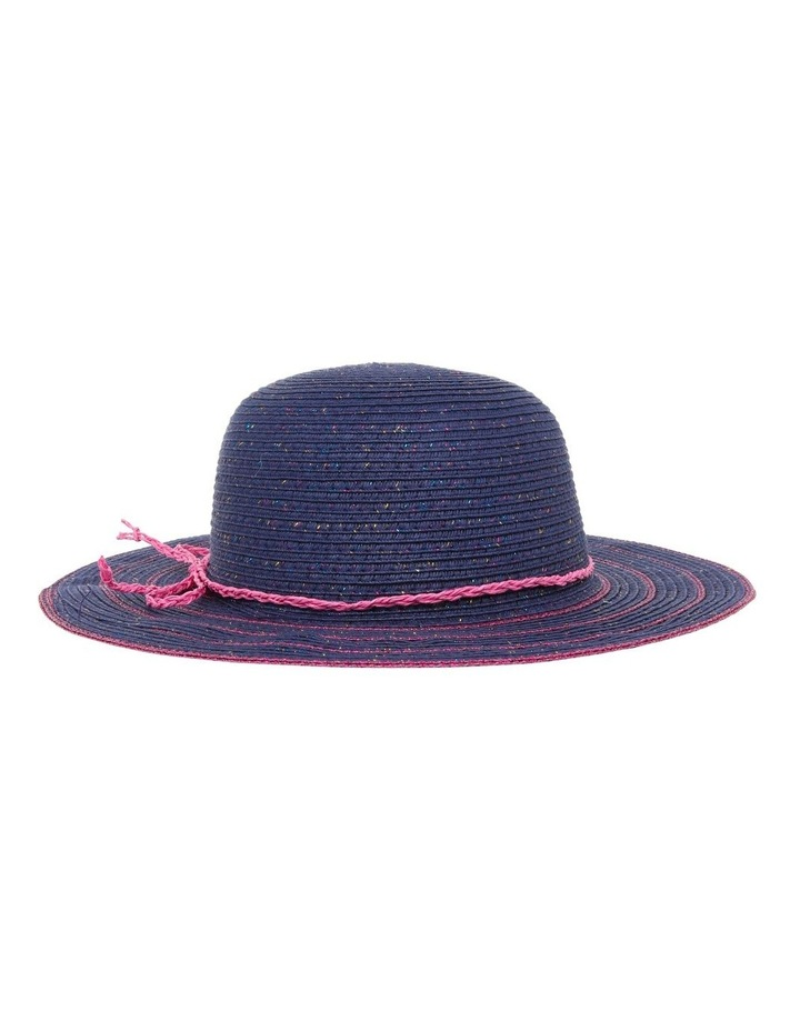 Lurex Wide Brim Hat image 2