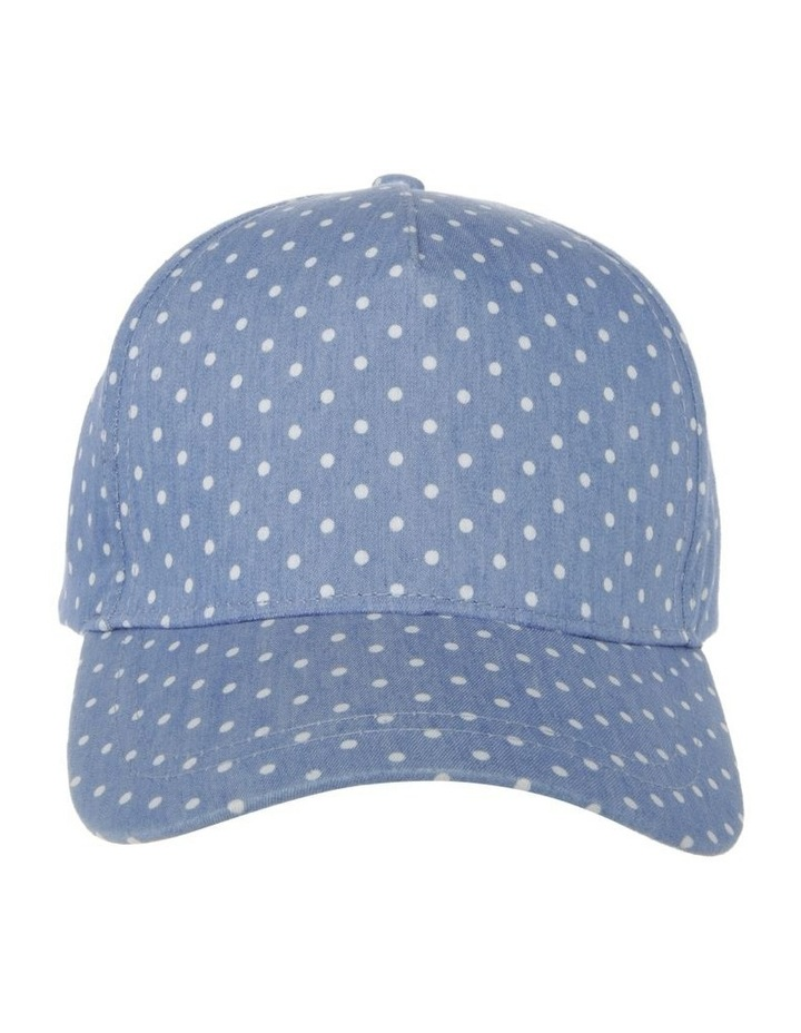 Spotted Chambray Cap image 1