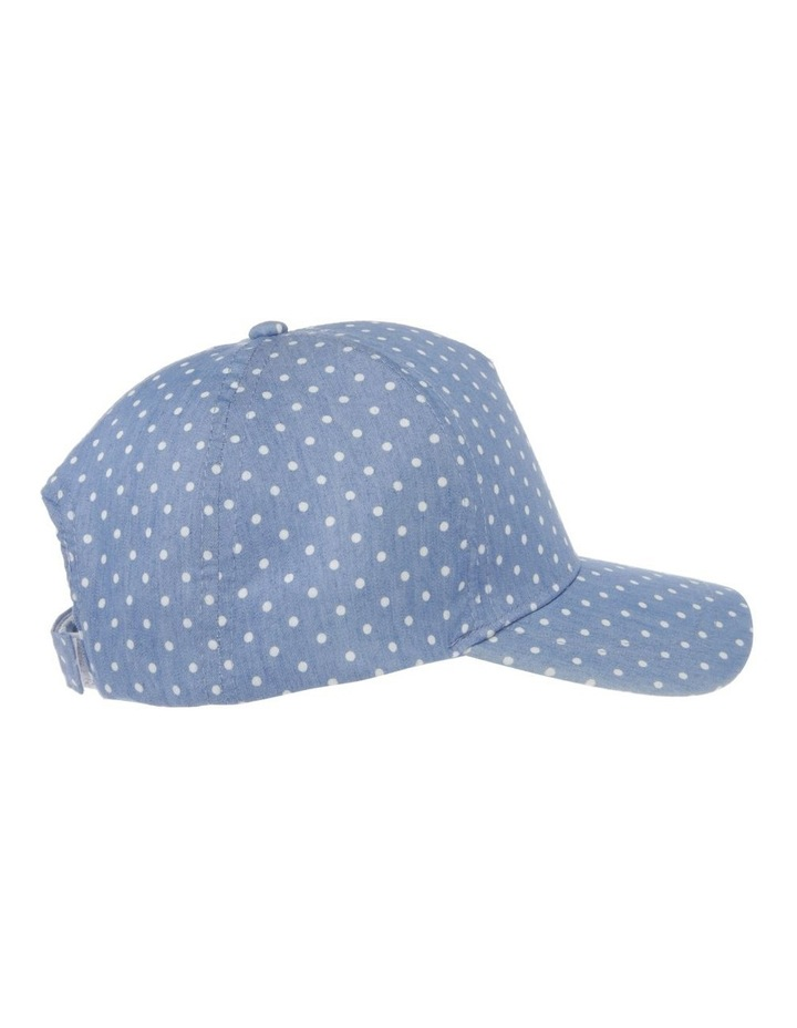 Spotted Chambray Cap image 2