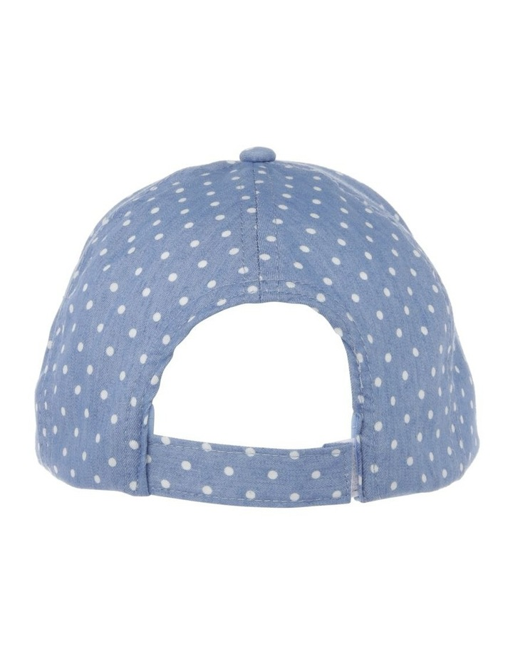 Spotted Chambray Cap image 3