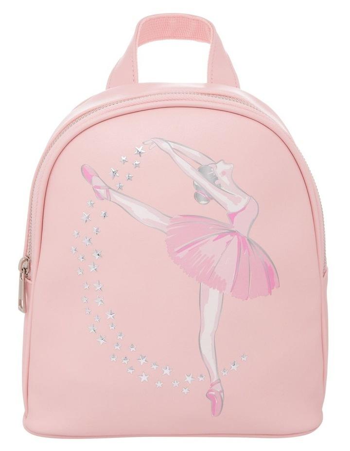 Girls Ballerina Backpack image 1