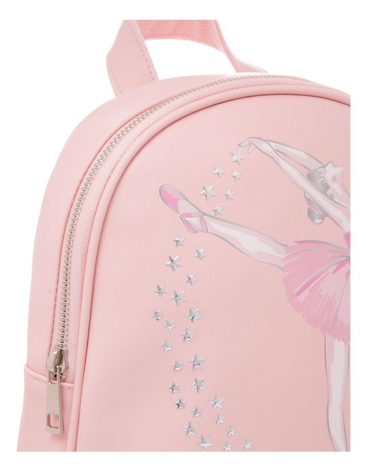 Girls Ballerina Backpack image 3
