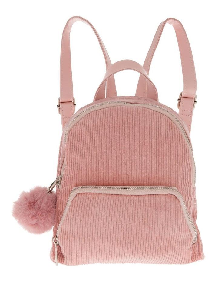 Corduroy Backpack image 1