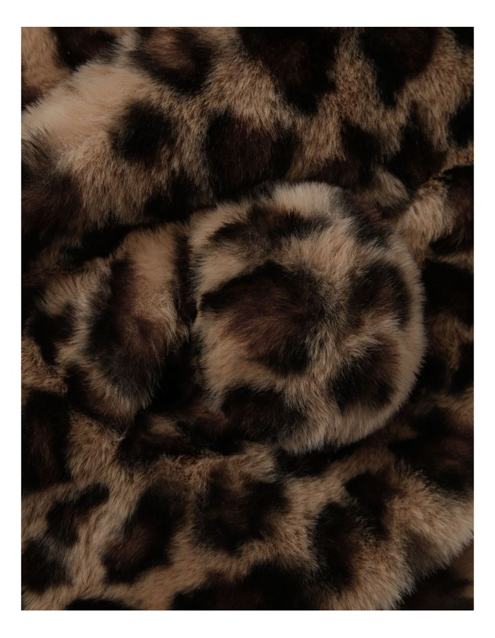 Leopard Printed Stole Scarf image 2