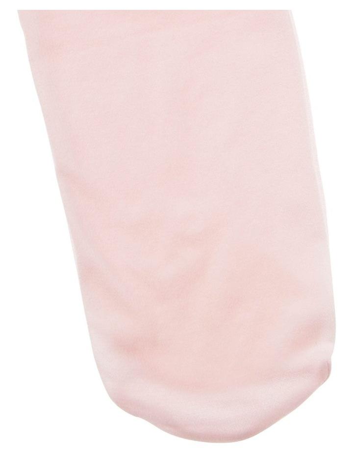 Junior Opaque Pink Tights image 3