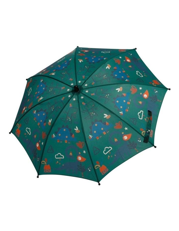 Boys Dinosaur Party Umbrella image 2