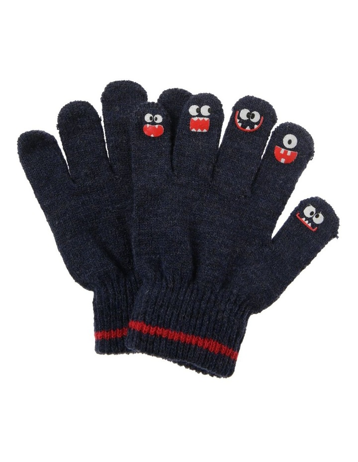 Monster Face Gloves image 1