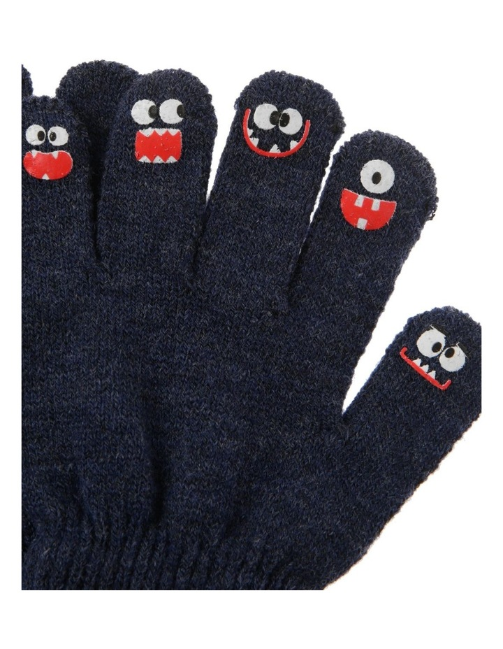Monster Face Gloves image 2