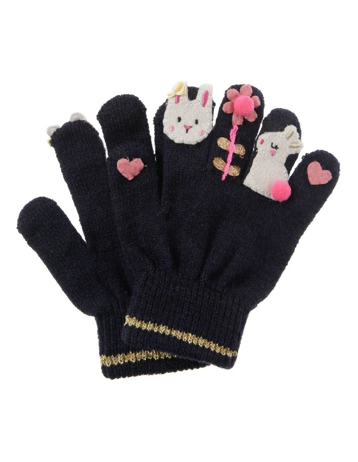 Novelty Bunny Gloves image 1