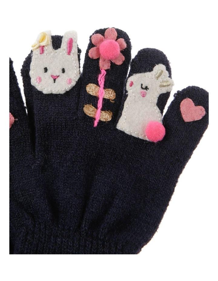 Novelty Bunny Gloves image 2