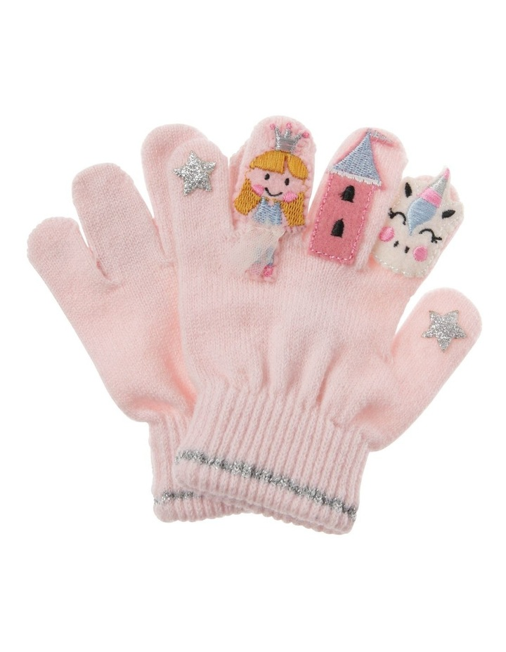 Novelty Princess Gloves image 1