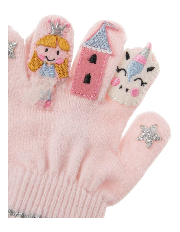 Novelty Princess Gloves image 2