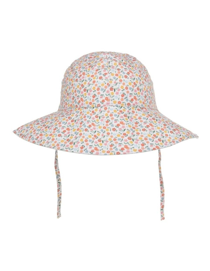 Ditsy Floral Sunhat image 1
